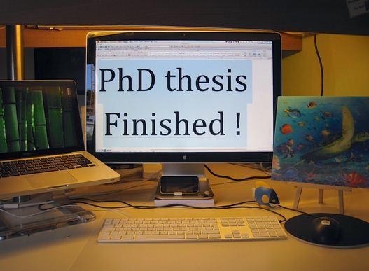 phd thesis sample