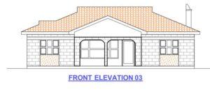3 bedroom house plan in kenya