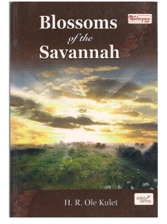 Blossoms of the Savannah by henry Kulet pdf and summary notes for teachers guide