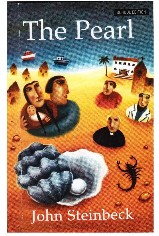 The Pearl by John Steinbeck pdf setbook guide and summary analysis, themes, characters free